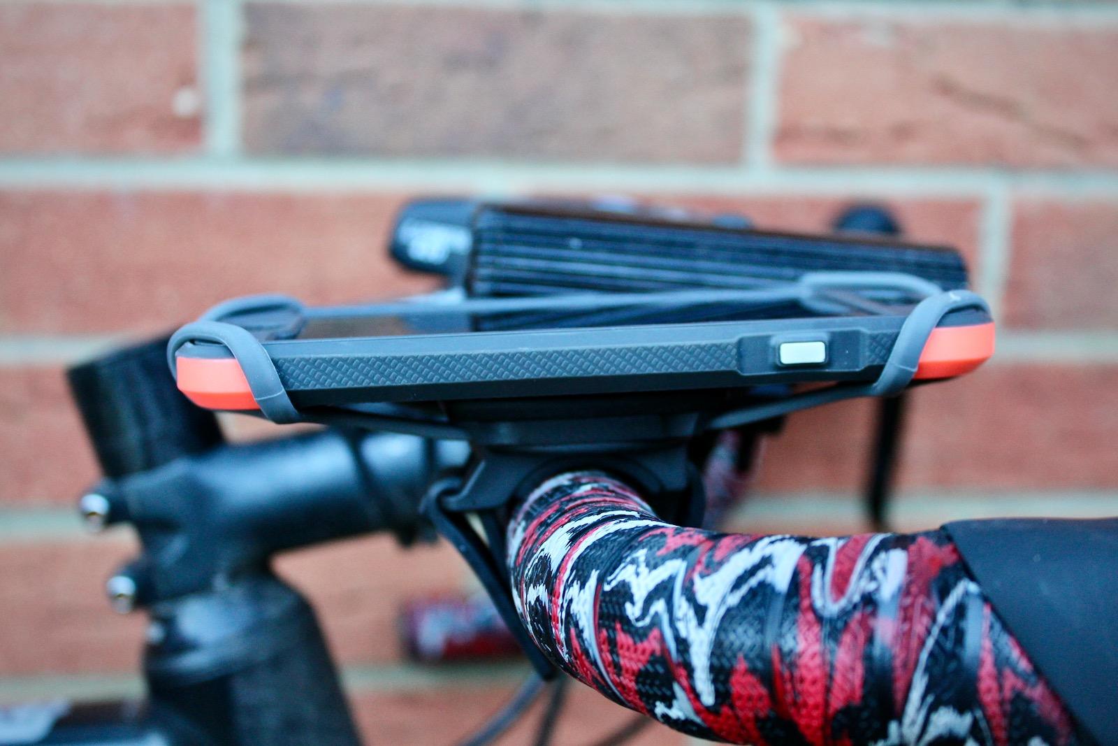 Nite Ize Wraptor Rotating Smartphone Handlebar Mount