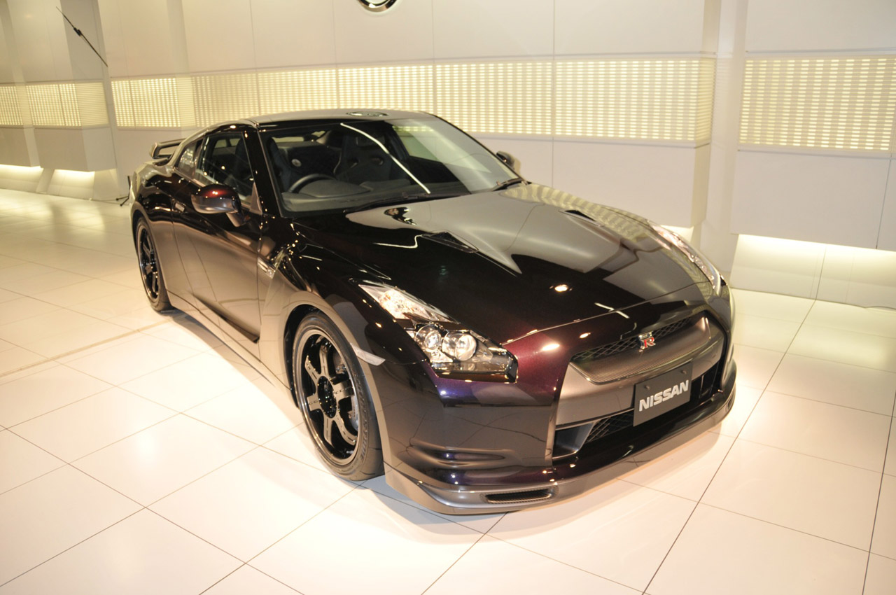 Nissan GT R Spec V
