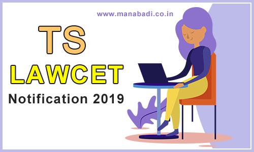 Telangana LAWCET Notification 2019