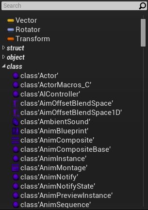 Get Variable From Another Class Unreal