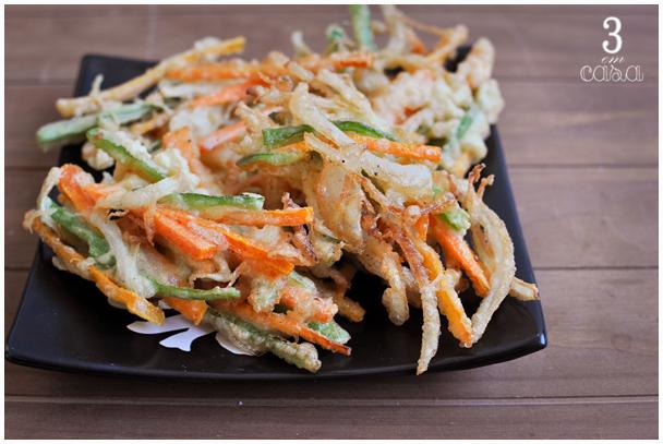 receita tempura