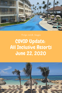 When will all inclusive resorts reopen?
