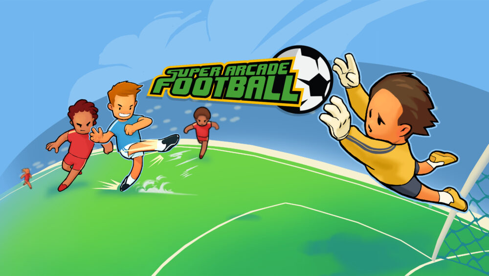 SUPER ARCADE FOOTBALL HAS NOW KICKED OFF, LEAVING STEAM EARLY ACCESS TODAY