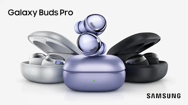 Samsung releases Galaxy Buds Pro active noise-canceling headphones a perfect match for Galaxy S21