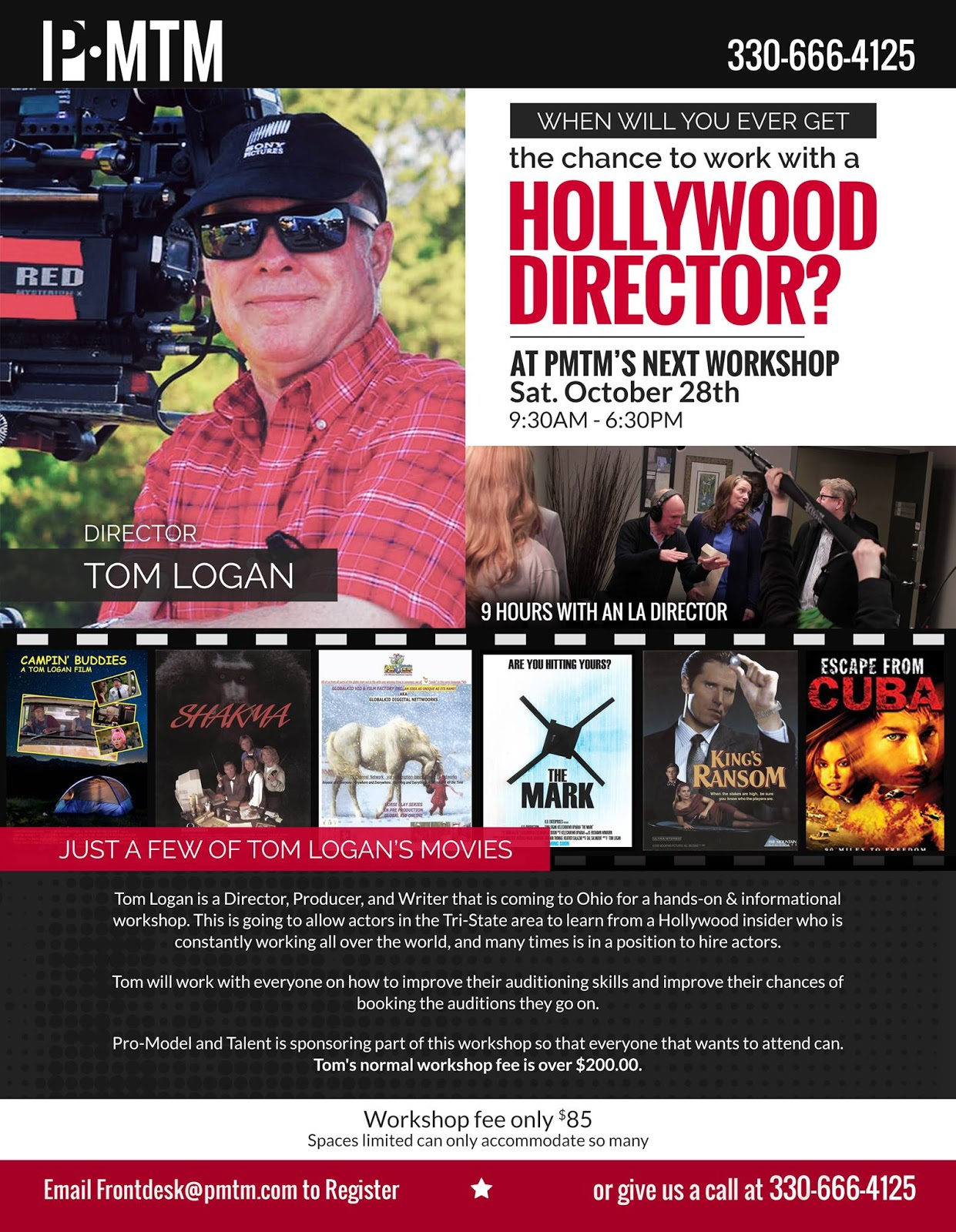 tom logan director movies