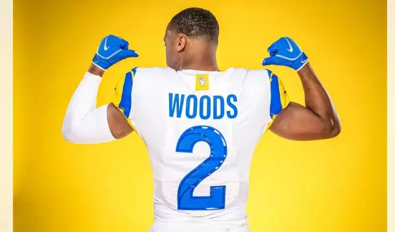New Rams uniform