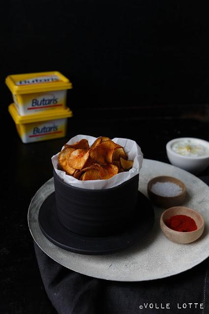 Wurzelgemüse, Rezept, einfach, kochen, Butaris, Chips
