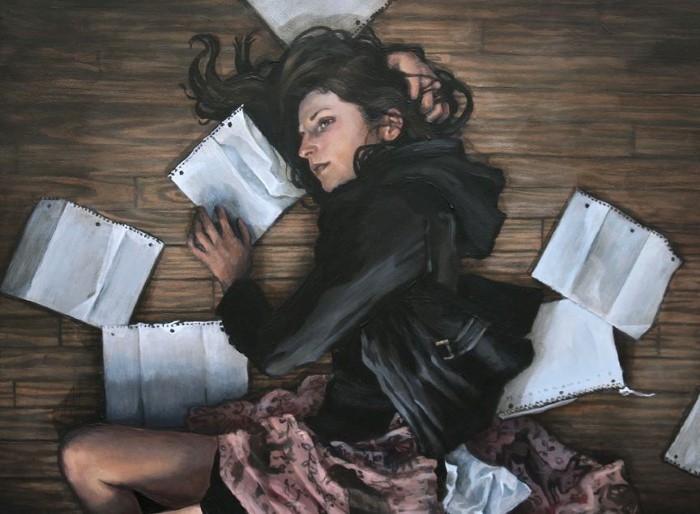 Фигуративный реализм. Mary Chiaramonte