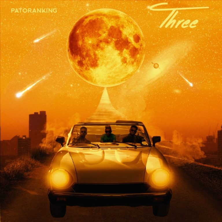 "[Album] Patoranking – ""Three"" #Arewapublisize"