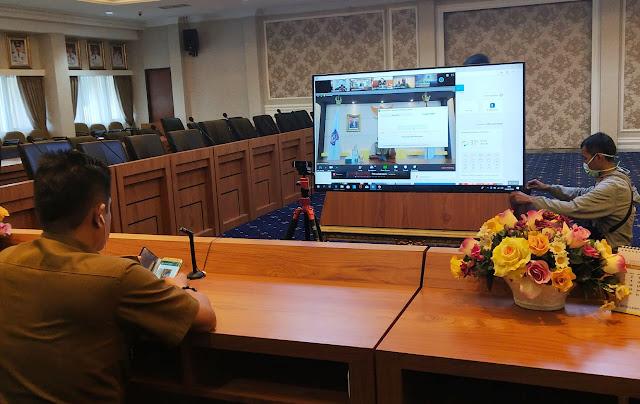 Terkait Pandemi Covid-19 : Besok, Gubernur Arinal Lakukan Video Conference dengan Presiden Joko Widodo
