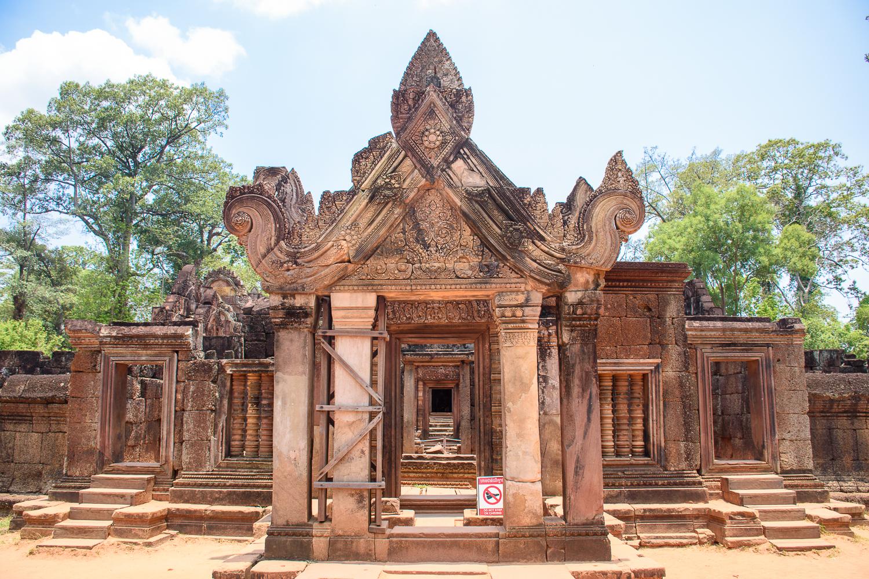 Banteay Sri, Banteay Samre, Preah Khan, Ta Som, and Neak Pean