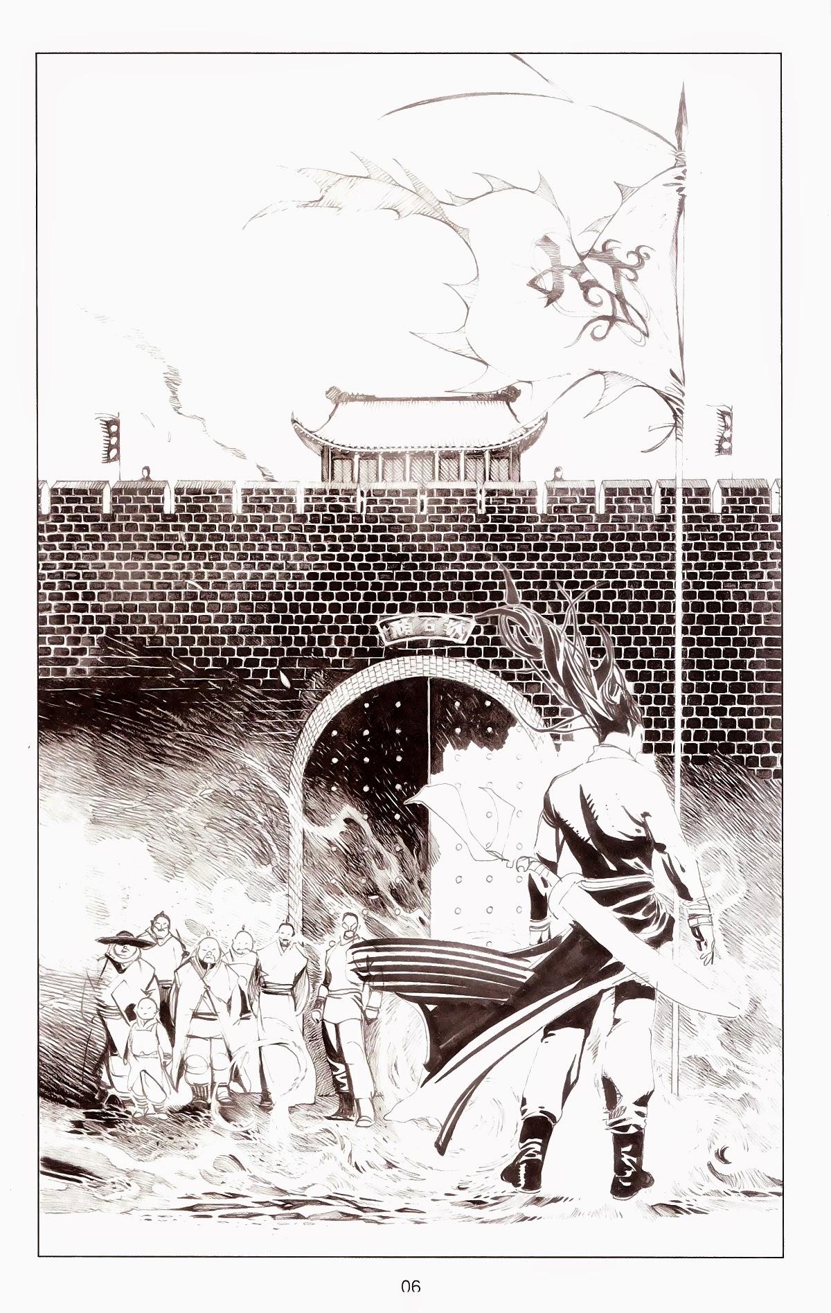 Phong Vân chap 675 - Trang 4