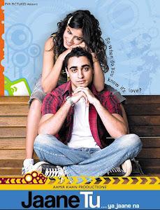Poster Of Bollywood Movie Jaane Tu Ya Jaane Na (2008) 300MB Compressed Small Size Pc Movie Free Download worldfree4u.com