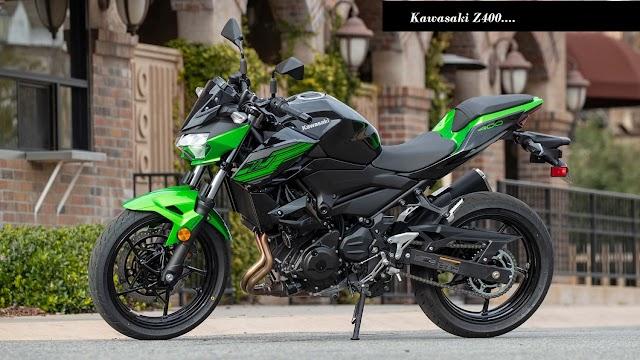 2019 Upcoming Kawasaki Z400