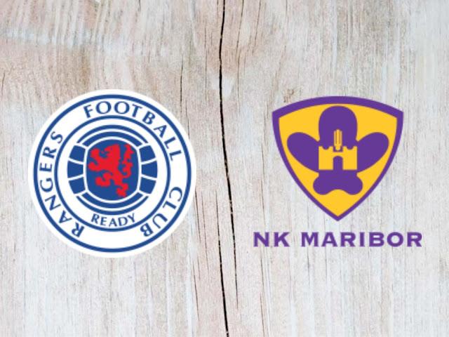 Rangers vs Maribor - Highlights - 09 August 2018