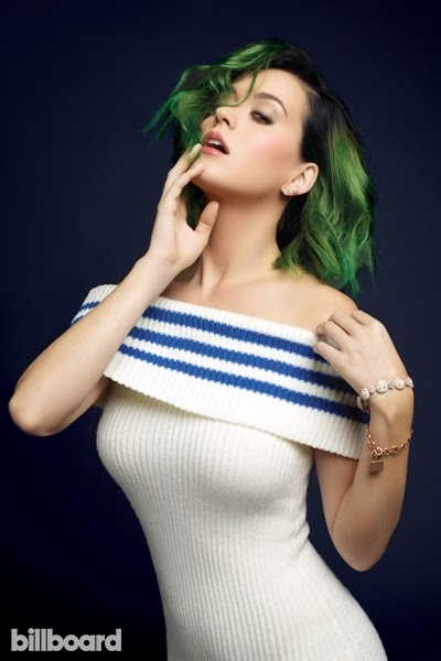 Katy Perry for Billboard Magazine June 2014
