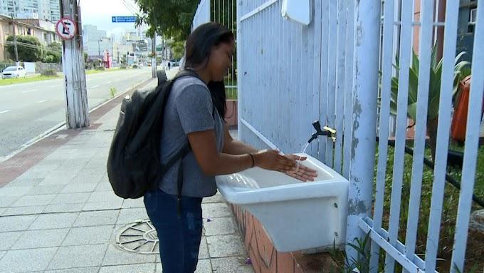 Prefeitura de Grossos instalará pias para higienização das mãos em locais públicos da cidade