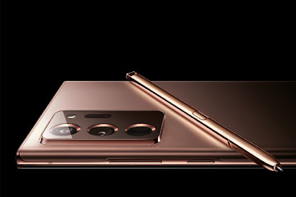 Harga dan Spesifikasi Samsung Galaxy Note 20 Ultra 5G Dengan Jaringan 5G