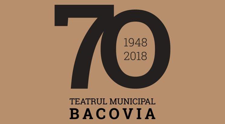 """Teatrul Municipal Bacovia lanseaza de Ziua Internationala a Muzeelor filmul aniversar """"Bacovia 70""""!"""