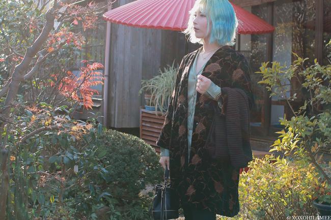 Japanese Fashion Blogger,MizuhoK,20201220OOTD
