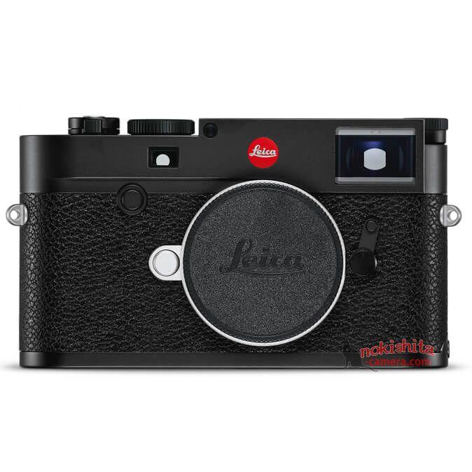 Leica M10, вид спереди