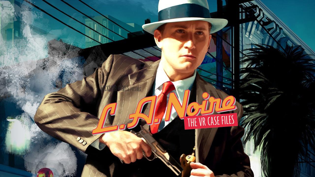 LA Noire: The VR Case Files Out Now On PSVR - PlayStation