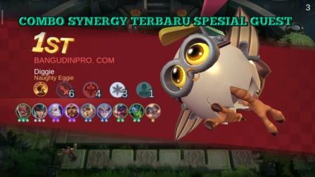 Combo Synergy Baru Spesial Guest