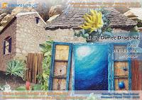 Izložba Kolaži Lidija Dimec Draginić Bol slike otok Brač Online