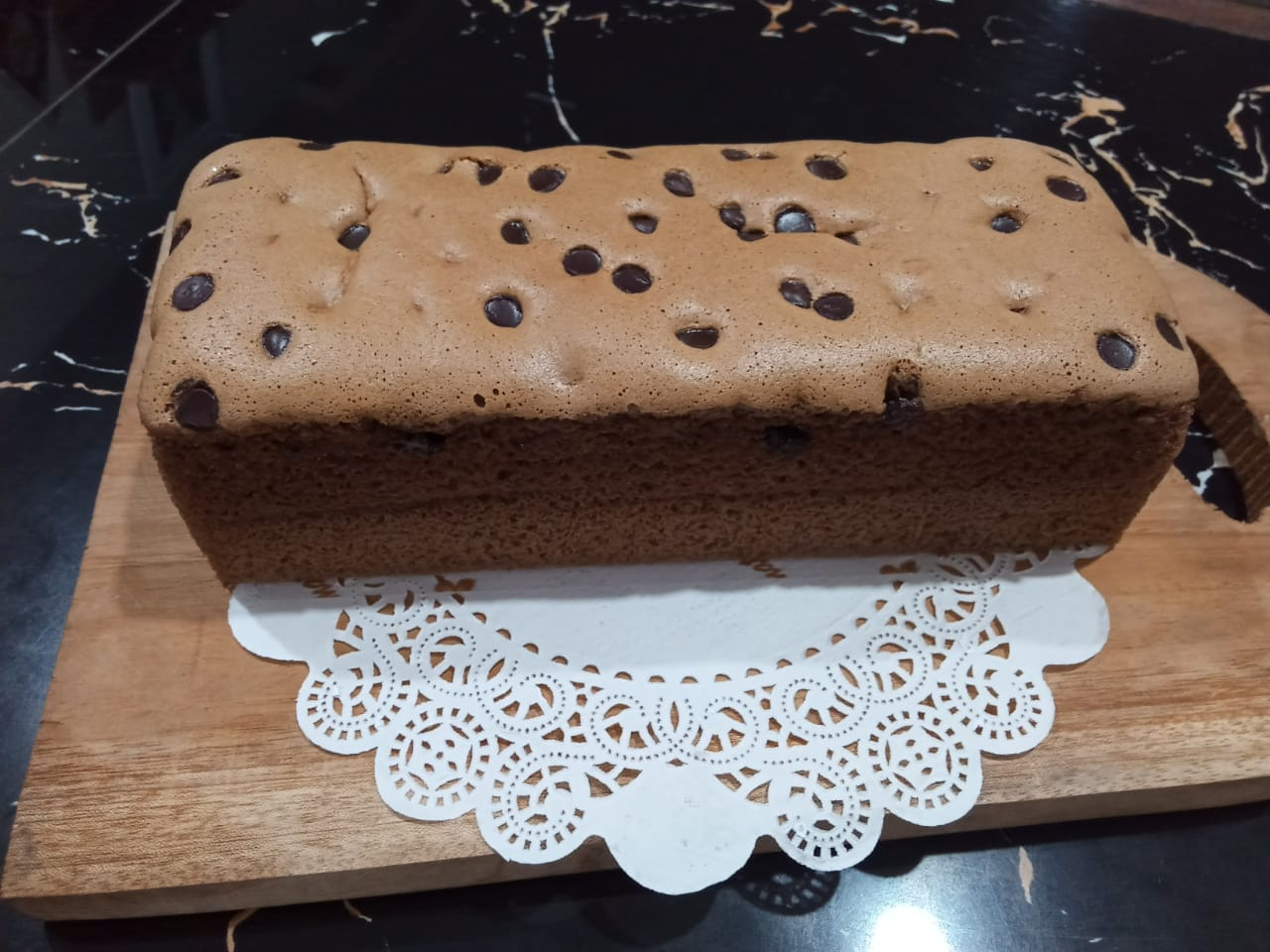 Roti Ogura Keju, Coklat dan Pandan Produk Icipono Kopi Roti