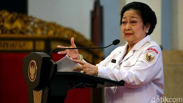 Sindiran Tajam Megawati ke Gatot Nurmantyo cs