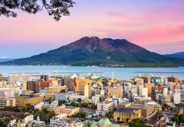 Ini Dia Destinasi Wisata yang Tersembunyi di Kyushu Jepang