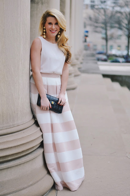 how to style a ball skirt