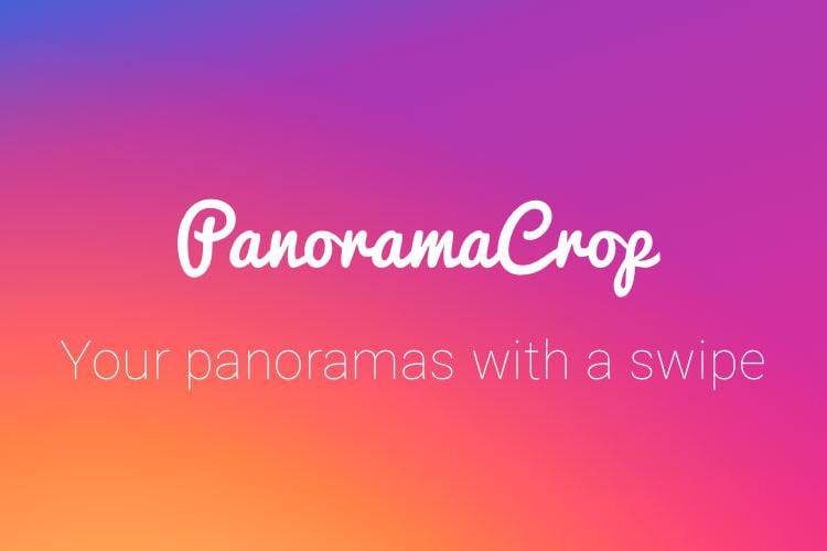 PanoramaCrop
