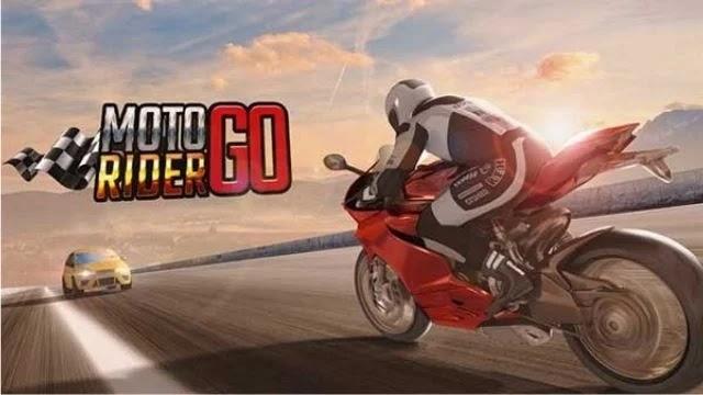 تحميل لعبة moto rider go مهكرة