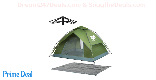 35%Off Waterproof camping tent