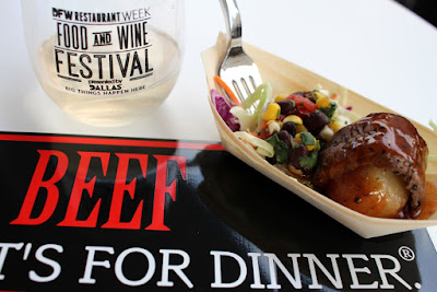 Photos: DFW Restaurant Week Wine and Food Festival at Main Street Gardens in Downtown Dallas