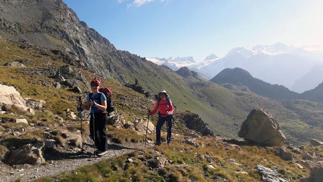Tour del Monte Rosa