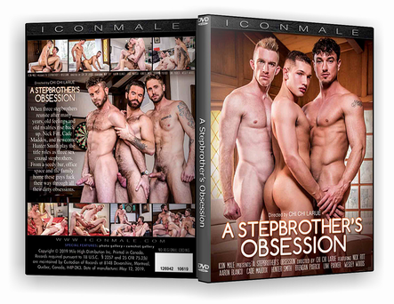 DVD A Stepbrother's Obsession xxx 2019 - ISO