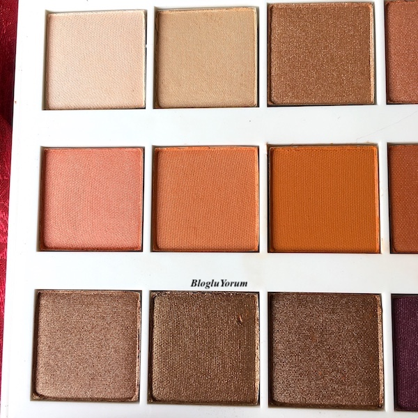 the pink ellys natural eyeshadow palette incelemesi 4