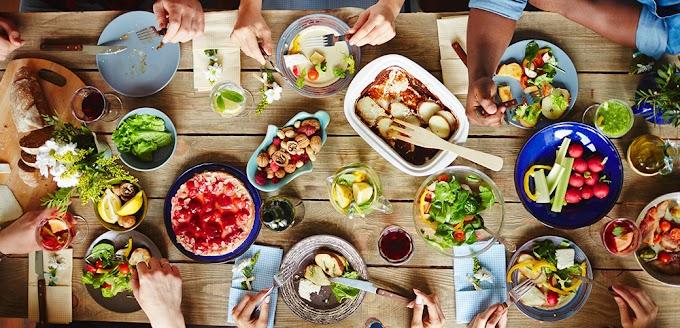 Berpikir Holistik: Hukum Tabur Tuai, Anda adalah Apa yang Anda Makan