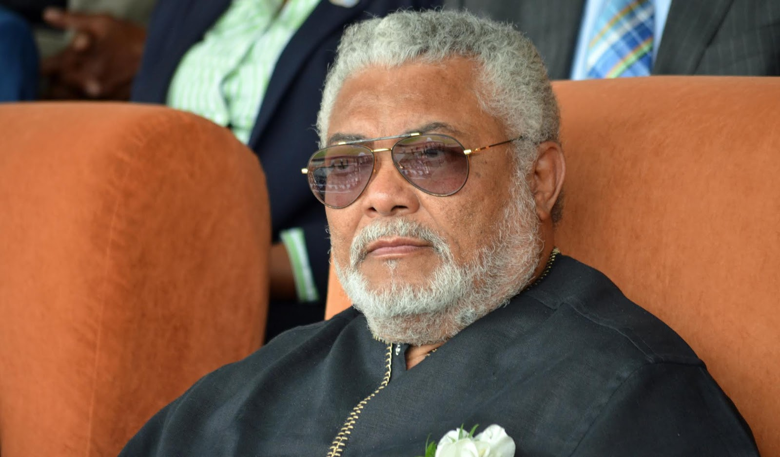 John Jerry Rawlings Condemns Paul Biya, Macron Over Cameroon's Conflict