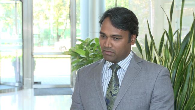 Dr Pradeep Kumar, założyciel Indo European Education Foundation. - źródło: newseria.pl