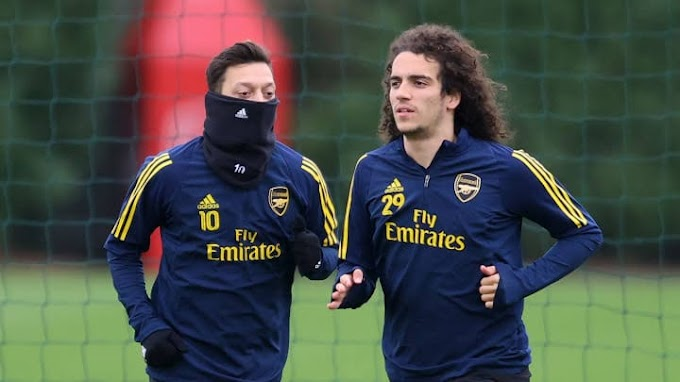 Arteta urges Ozil, Guendouzi to follow Xhaka blueprint back to the squad