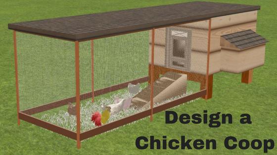 Design Backyard En Coops With Dreamplan