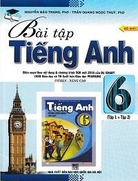 Bài Tập Tiếng Anh 6 - Nguyễn Bảo Trang