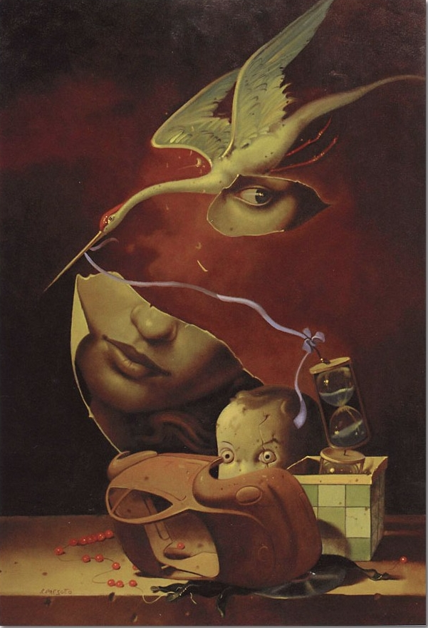Alfio Presotto surrealist-Tutt'Art@