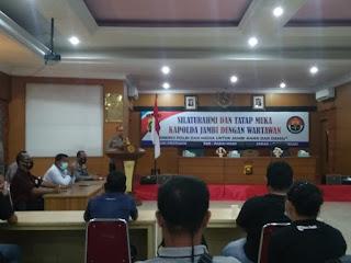 100 Hari Program Kerja Kapolda Jambi Menangani Pandemi Covid-19 Dan Melakukan Pengamanan Pilkada Serentak.