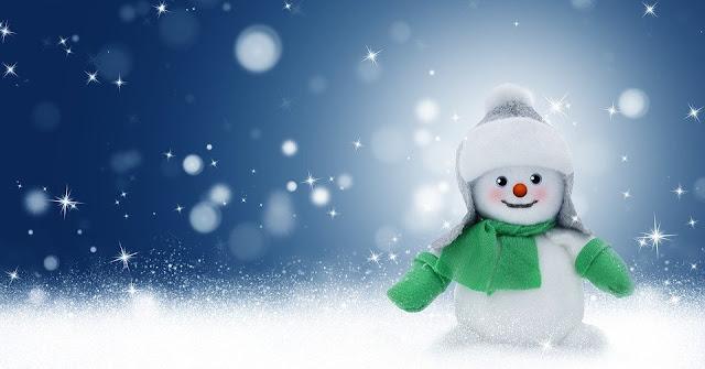 Image: Snowman, by Larisa Koshkina on Pixabay