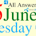 Telenor Quiz Today | 15 June 2021 | My Telenor App Today Questions and Answers | Test your Skills