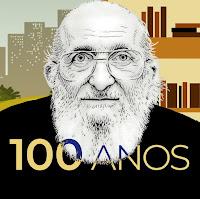 Há 100 anos nascia Paulo Freire no Recife.
